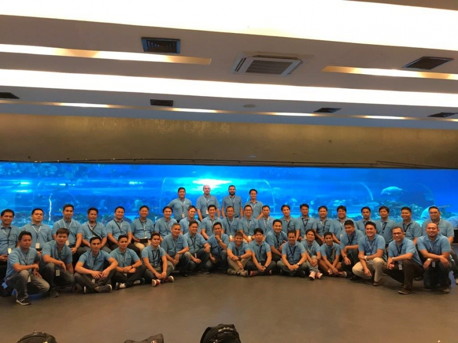 Crew Conference at Manila, Philippines - June 2017